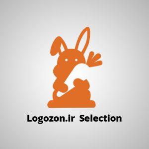 لوگو طرح خرگوش