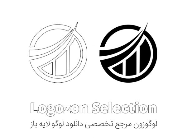 نمونه لوگو شرکتی